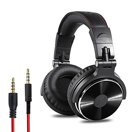 OneOdio Adapter-Free Closed Back Over-Ear DJ Stereo Monitor Headphones, Professional Studio Monitor & Mixing, Telescopic Arms with Scale, Newest 50mm Neodymium Drivers - Black Profile Picture
