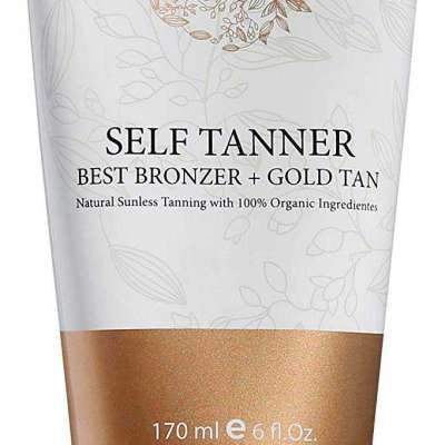 Botanic Tree Self Tanner, Sunless Tanner Organic and Natural, Sunless Tanning Lotion for Body and Fa Profile Picture