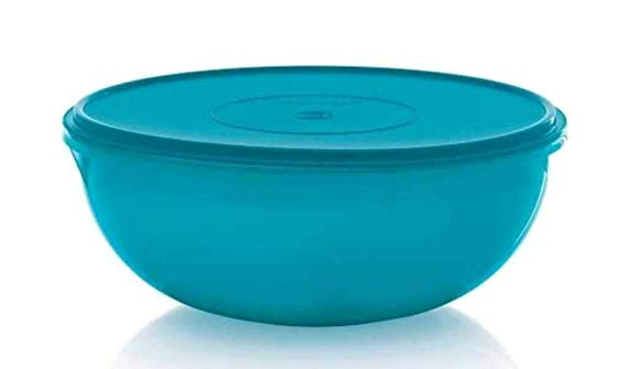 Tupperware Fix n Mix Bowl Teal Blue Profile Picture