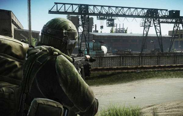 Escape from Tarkov is about artifice with your life