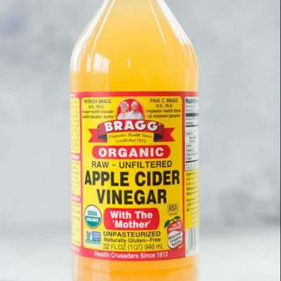 Apple Cider Vinegar with the mother Profile Picture