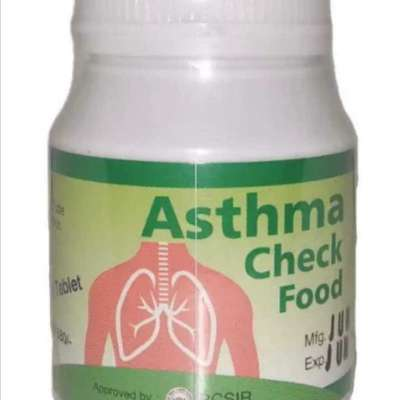 Asthma Check Food Profile Picture