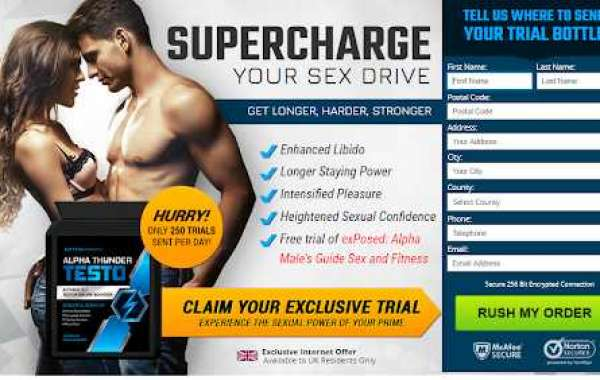 Alpha Thunder Testo Reviews in Canada Free Trial:Male Enhancement Pills Price available to be purchased